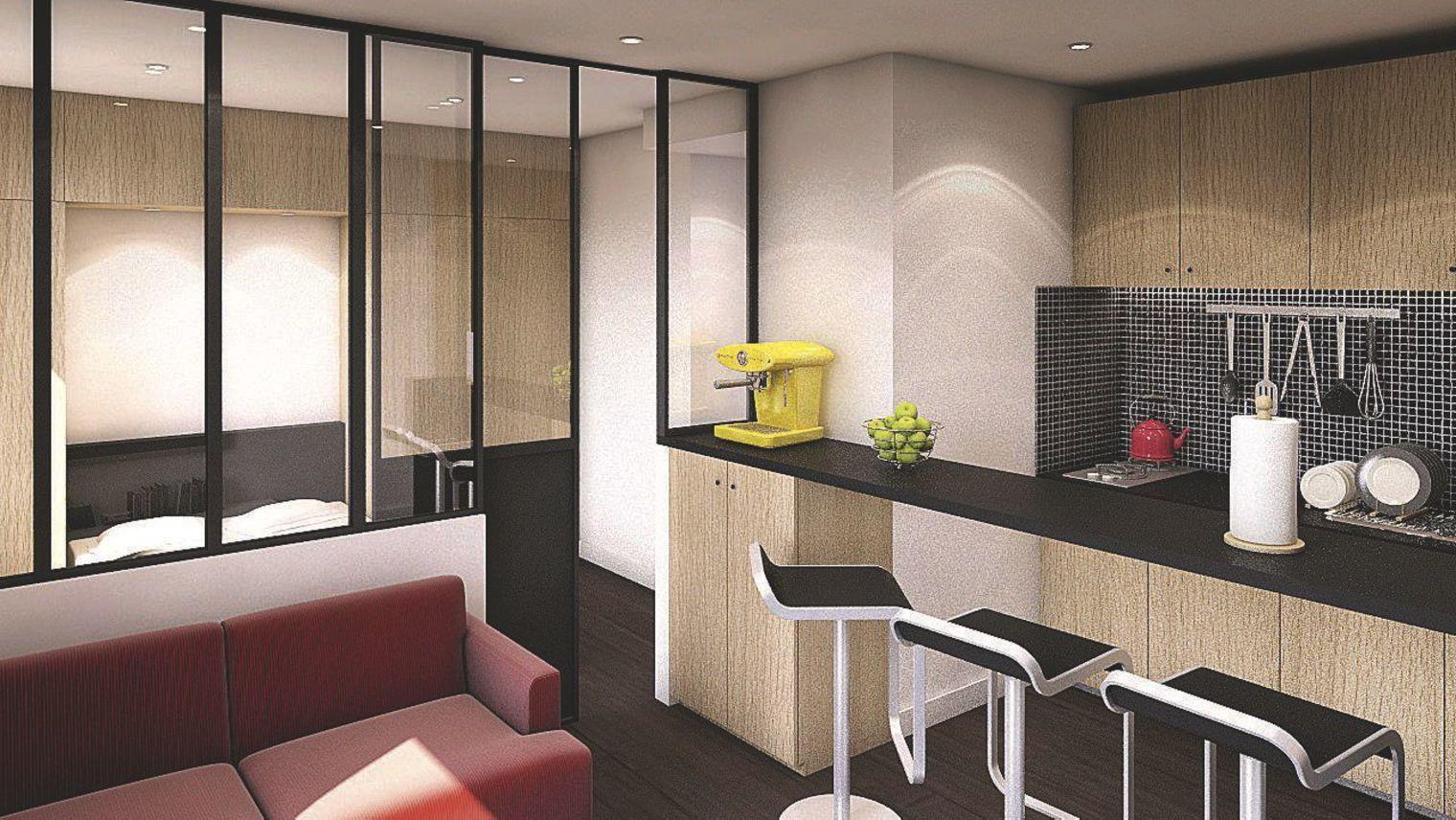 Location appartement clermont ferrand pas de frais d 39 agence for Agence location studio