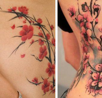 Tatouage fleur, je fais le motif qui me ressemble
