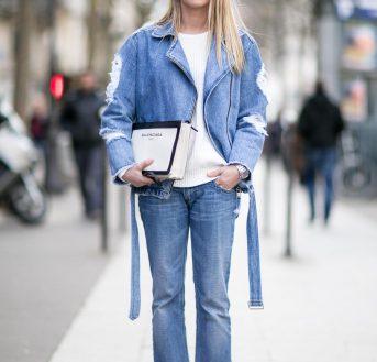 Comment porter une veste en jean ?